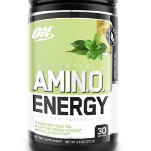 ON TEA SERIES ESSENTIAL AMINO ENERGY – SWEET MINT TEA