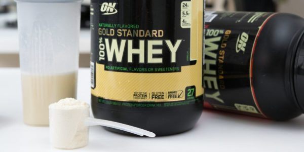 ON GOLD STANDARD NATURAL 100% WHEY