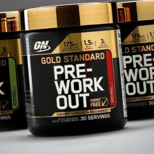 ON GOLD STANDARD PRE-WORKOUT 30 EA