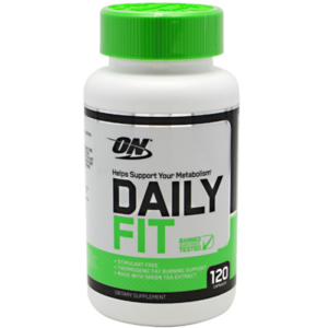OPTIMUM NUTRITION-DAILY FIT-120-EA