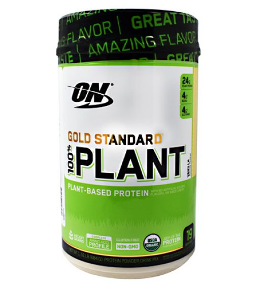 ON GOLD STANDARD 100% PLANT PROTEIN