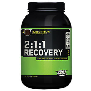 ON 2:1:1 RECOVERY – COLOSSAL CHOCOLATE