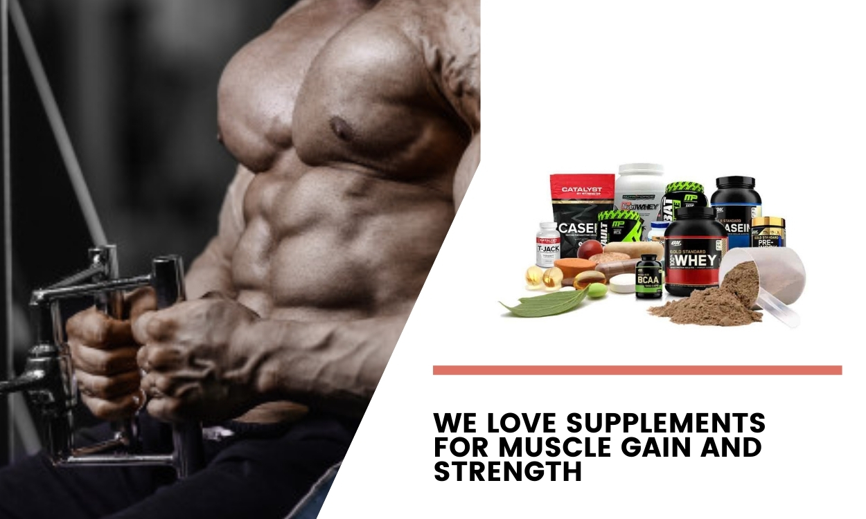 Do supplementation boost muscle gains and strength management goals within your body?