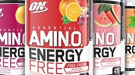 ON FREE ESSENTIAL AMINO ENERGY